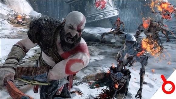 《戰神》新作17分演示視頻全方位展示遊戲內容