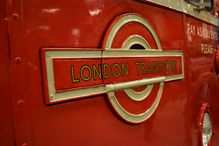 London Transport Museum Depot Open Day