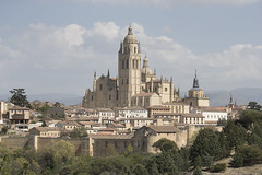Spain. (richard.mcmanus.) Tags: spain espana historic architecture mcmanus cathedral segovia