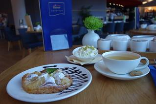 Teatime in Hamburg