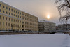 Frozen St Petersburg (Tony_Brasier) Tags: icecold outdoors fantastic music russia raw river rocks buildings bridge sigma nikond7200 1750mm sun trees lovely location very cold