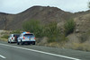 Another one bites the dust (twm1340) Tags: 2018 i10 interstate traffic arizona dps ford explorer highway patrol trooper state