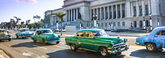"Place du ""Capitolio Nacional"" / La Habana / CUBA (francisaubry) Tags: cuba lahabana voitures capitole nikon nikkor nikonflickraward"