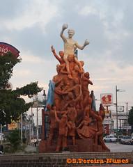 Monument to Alexis Arguello, Managua, Nicaragua (Sebastiao P Nunes) Tags: alexisarguello monument estatua canoneos70d nunes snunes spnunes spereiranunes managua nicaragua