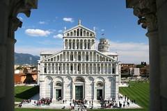 Duomo di Santa Maria Assunta (Matteo Bimonte) Tags: pisa toscana tuscany pise unesco architettura duomo romanico
