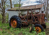 old tractor-1.jpg (Ran Valentine) Tags: oldtractor abandoned