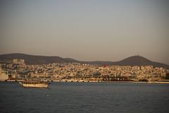 IMG_4142 (gungorme) Tags: cityscape landscape sea seascape mediterranian boat color colors sunset evening beauty beautiful travel nature kuşadası turkey türkiye aydın