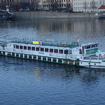Vltava River, Prague, Czech Republic thumbnail