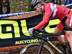 DSCN3131 (Ronan Caroff) Tags: cycling cyclisme ciclismo cyclist cyclists cycliste velo bike course race sport sports cyclocross cx mud boue women woman junior juniors quelneuc morbihan 56 bretagne breizh brittany france championnatdefrance championnat championship cup coupe dames femmes
