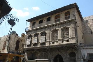 Aleppan house