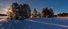 Sunny morning (Kari Siren) Tags: sun spring isle snow shadow karijarvi jaala finland