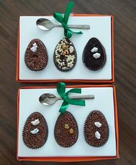 Páscoa @veravilleladoces (VERA VILLELA DOCES) Tags: pascoa veravilleladoces chocolates presentesdepascoa ovosdechocolates brigadeiro belga