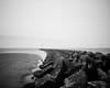 Tide coming in (another_scotsman) Tags: newbrighton mono seashore breakwater