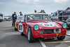 MGCC Lackford Engineering Midget / Sprite Challenge - Silverstone - 7th April 2018 (Trackside70) Tags: mg mgcc mgcarclub silverstone 2018 motorsport motorracing uk cars sport classiccar automobile autosport nikond7100