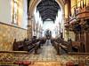 St Andrew, Hambleton (Dun.can) Tags: rutland upperhambleton hambleton church standrew interior organ norman medieval light nave