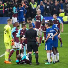 Chelsea 1 West Ham 1 (cfcunofficial) Tags: cfc chelsea chelseafc cfcunofficial stamfordbridge westham