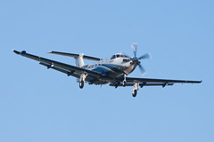 Private Pilatus PC-12 N741NG (jbp274) Tags: mcclellanpalomar crq cld kcrq airport airplanes pilatus pc12 bizprop