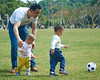 Easter Sunday Picnic 20 (C & R Driver-Burgess) Tags: small children kids boys girls playing fun toys scooter soccer goal preteen young mother father public park 女儿 儿子 孩子 玩儿 踢足球 飞机 父亲 母亲 父母 爸爸 妈妈 漂亮 紫马岭公园 grass people field shirt trousers tops 幼儿园 parachute kindergarten 很多人 人山人海 五颜六色 cartwheel