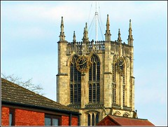 Minster Tower ... (** Janets Photos **) Tags: hull uk churches hullminster