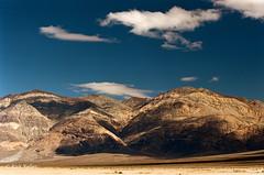 (Analog_Photographer) Tags: light shadows contrast textures landscape mountains desert mojavedesert deathvalleynationalpark california analog film colornegativefilm printfilm kodakektar100 81afilter warmingfilter 32aspectratio 35mm nikonf6 filmcamera northcoastphotographicservices