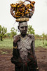 headdress (rick.onorato) Tags: africa ethiopia omo valley tribes tribal mursi old woman