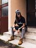 Gábor Lengyel Photographer - Budapest (gaborlengyel) Tags: brand streetwear streetfotózás ruha márka márkafotózás budapest portré