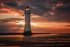 DRAMA SKIES (saile69) Tags: lighthouse wirralcoast newbrighton