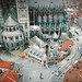 Belgique : Tournai, cathèdrale Notre-Dame de Tournai. XIIe