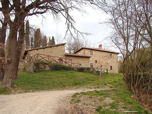 Casa de Giotto, Fotografía: Ardesia