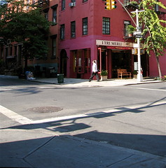 corner of West 4th & West 10th (my old corner) by Susan NYC, on Flickr