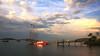 dock (richietown) Tags: wedding red sunlight water topv111 clouds boat interestingness topv555 topv333 weekend stock maine explore getty shining 28135mm barharbor richietown