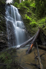 Berry Creek Falls (jauderho) Tags: california original usa 20d topc25 topv111 canon geotagged topv555 topv333 bestof topc50 2006 bigbasinredwoodsstatepark jauderho i500 utatafeature geo:lat=37169606 geo:lon=12226352
