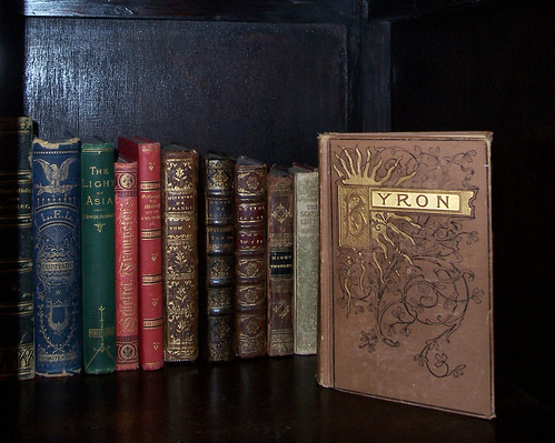 Byron's Books by Valentinian