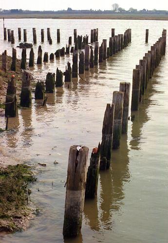 Benfleet creek