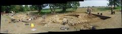 excavation pano 2 (wickenpedia) Tags: panorama archaeology wicken wwwwickenarchaeologyorguk