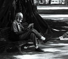 Rio de Janeiro  agosto 2006 (jcfilizola) Tags: rio homem leitura passeiopublico