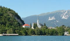 Bled Church 15 (Mαciomhαir) Tags: church slovenia bled placesofworship maciomhair lakebled