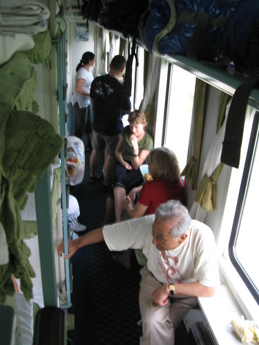 3rd bunk