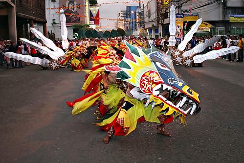Kadayawan Festival Davao Indak-indak