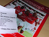 Programme & Ticket Stub