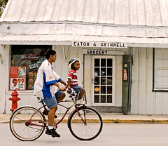 Modern Transportation (key lime pie yumyum) Tags: bicycle florida save3 save7 save8 delete save save2 save9 save4 save5 save10 keywest save6 savedbythedeltemeuncensoredgroup save12