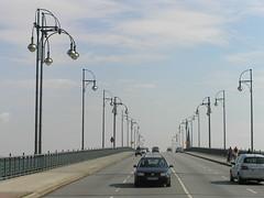 Mainz Bridge (J_Piks) Tags: mainz lampposts bridge streetlights streetlighting