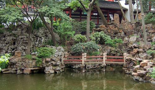 Yu Yuan Gardens by nigejones.