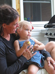 Donna & Ella (LaurenBacon) Tags: grant familyreunion saultstemarie