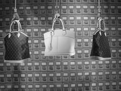 Louis Vuitton Bags 1 (iirraa) Tags: new city blackandwhite bw window bag louis pier store display nj atlantic atlanticcity jersey vuitton caesars louisvuitton pieratcaesars