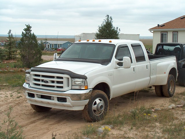 2002 ford f350 dually mortus gotballs cummingstowvehicle