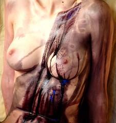 Esa - erotic art woman girl sexy nude model female beauty portrait esa