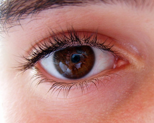 My eye by orangeacid, on Flickr