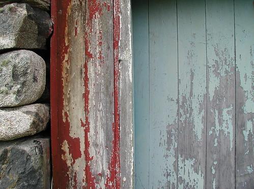 barndoor detail