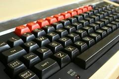 BBC B - keyboard by barnoid, on Flickr